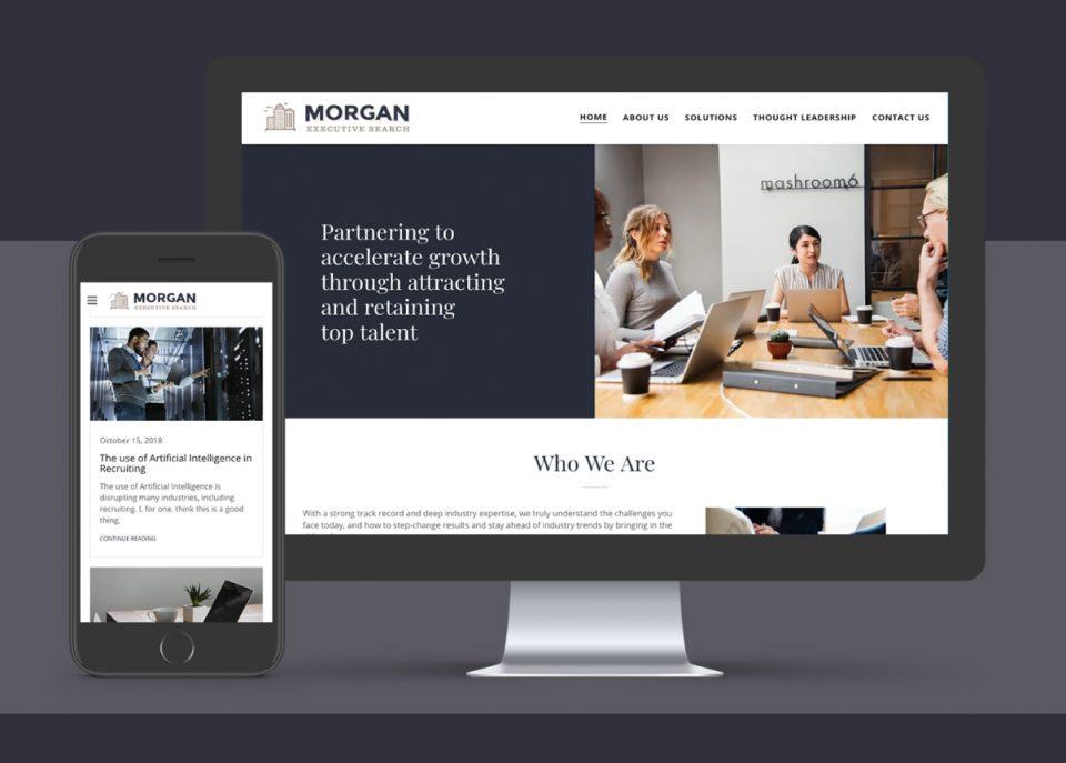 Morgan Executive Search
