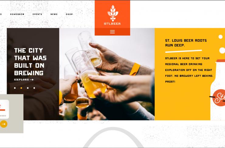 4 Well-Designed Craft Beer Websites