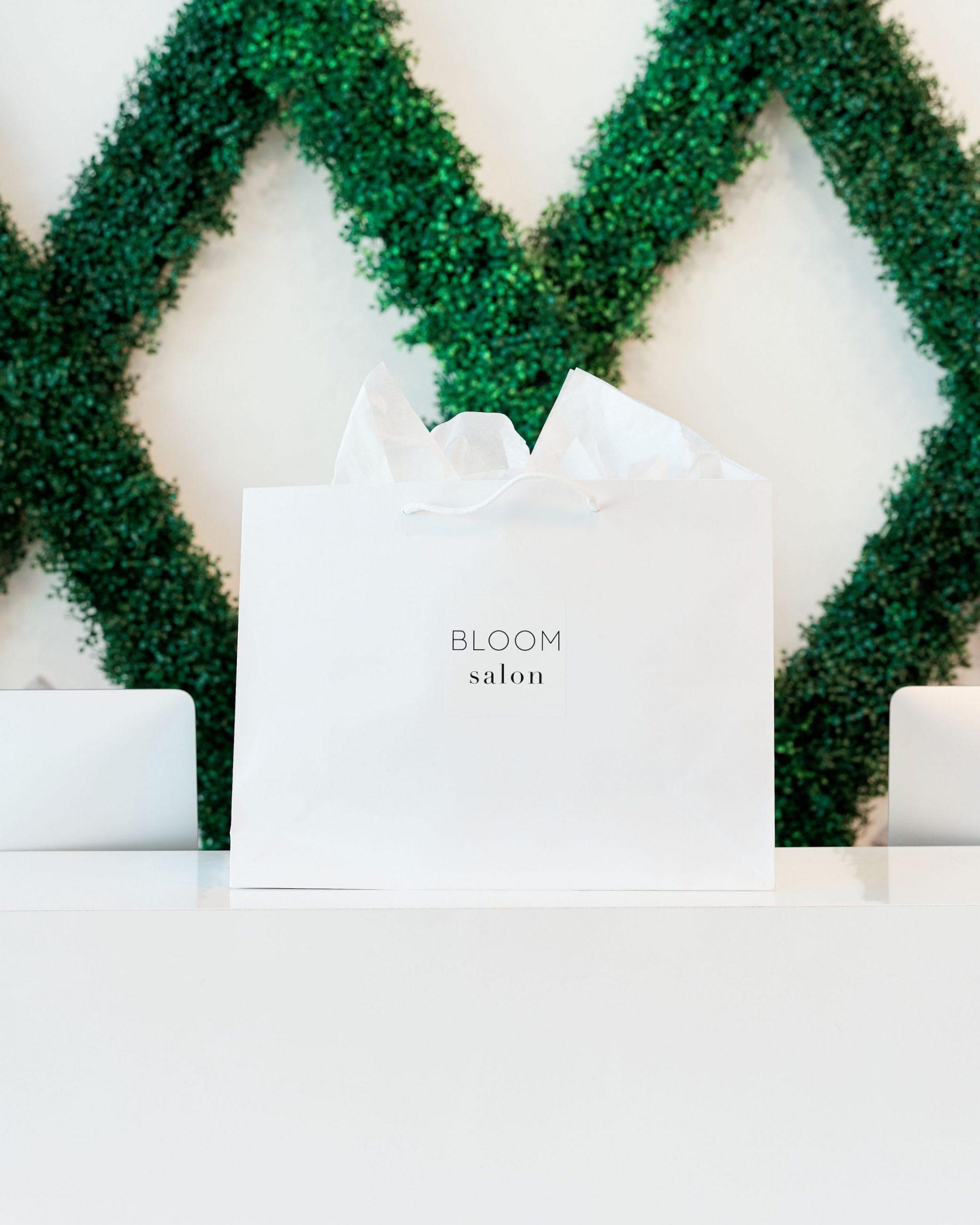 Bloom Salon Charleston Photography