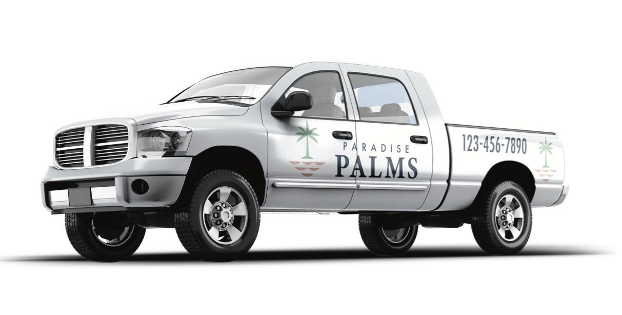 Paradise Palms Web Design